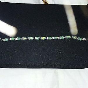 Jewelry - Fire green opal tennis bracelet